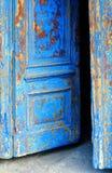 gammal dörr Royaltyfri Foto
