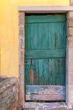 gammal dörritalienare Royaltyfri Fotografi