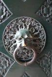 Gammal dörrknoker Arkivbild