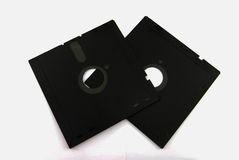 Gammal disket Royaltyfria Foton