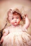 gammal docka arkivfoto