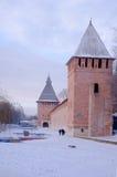gammal fästning fotografering för bildbyråer