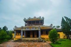 Gammal fästning, TON, VIETNAM arkivfoto