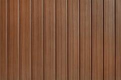 Gammal för staketbakgrund för mörk brunt trätextur royaltyfri foto