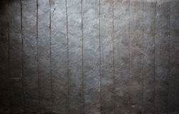 Gammal falsk metallbakgrund Royaltyfri Foto