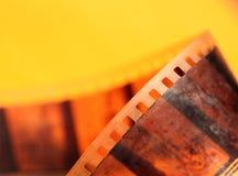 Gammal film royaltyfri bild