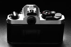 Gammal filmkamera för fotografi Arkivfoto