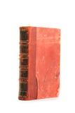 Gammal folioark royaltyfri foto