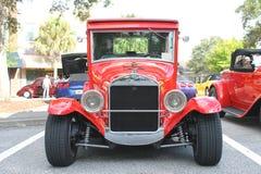 Gammal Ford bil Fotografering för Bildbyråer