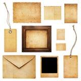 Forntida samling Arkivfoton