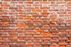Gammal forntida vägg i Wassenaar Royaltyfria Bilder