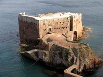 gammal fort Royaltyfri Fotografi