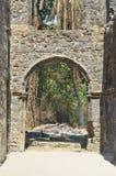 Gammal fort Arkivbild
