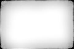 Gammal fotoGrungeram Arkivbild