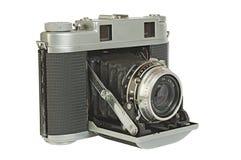 Gammal fotokamera Fotografering för Bildbyråer