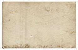 Gammal fototextur med fläckar och skrapor Royaltyfri Bild