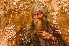 gammal fresco fotografering för bildbyråer