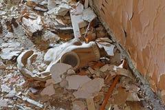Gammal gasmask 1 Royaltyfria Bilder