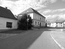 gammal gata Royaltyfri Fotografi