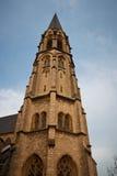 gammal germany aachen för kyrkligt kors helig landmark Arkivbild