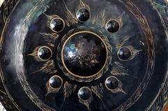 gammal gong Royaltyfria Bilder