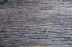 Gammal grå wood texturbakgrund Arkivfoto