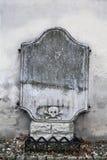 gammal gravestone royaltyfri foto