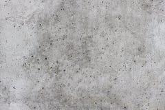 Gammal grungy textur, grå betongvägg Arkivfoton