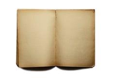 gammal gruppbok arkivfoto