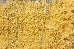 Gammal guling målad textur arkivfoton