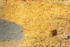 Gammal guling målad textur royaltyfri bild