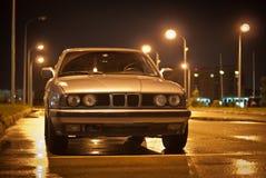 gammal härlig bil royaltyfri foto