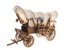 Gammal hästvagn Arkivbilder
