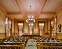 Gammal högsta domstolen av Georgia Arkivfoto