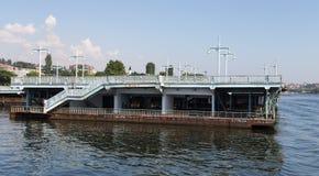 Gammal Halic bro Arkivbilder