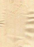 Gammal hand - gjort papper Arkivfoton