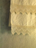 gammal handduk arkivfoton