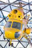 gammal helikopter Arkivbilder