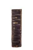 Gammal holländsk bibel Arkivfoto
