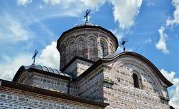 Gammal hystorical kyrka royaltyfri bild