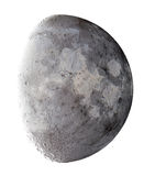 gammal inverterad moon nio för dagar bild royaltyfri fotografi
