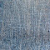 Gammal jeansbakgrund Royaltyfri Fotografi