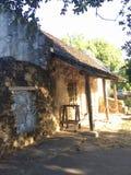 Gammal kabin, 1800, s Royaltyfria Foton