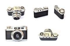 gammal kamera 015 Arkivbilder