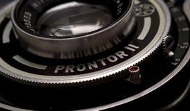 gammal kamera Arkivbilder