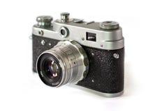 Gammal kamera Royaltyfria Bilder