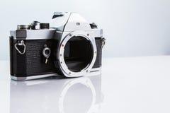 gammal kamera Arkivbild