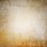 Gammal kanfasbakgrund Royaltyfri Bild