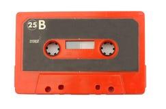 gammal kassett royaltyfria bilder