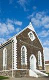 gammal katolsk kyrka Royaltyfria Bilder